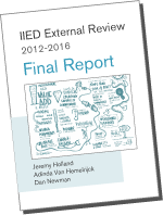 Final report cover