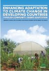 Cover image of  Enhancing Adaptation to Climate Change in Developing Countries Through Community-Based Adaptation