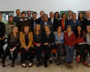 Participants at the workshop on sustainable cities organised by IIED and IIED-América Latina in Buenos Aires, Argentina (Photo: IIED-América Latina)