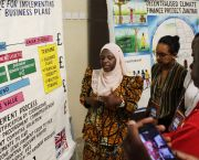 More than 250 participants shared their experiences and examples of good practice at CBA12 (Photo: Teresa Corcoran/IIED)