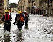The UK government has warned that flooding is likely to become more frequent as the country's climate changes (Photo: Dachlan, Creative Commons via Flickr)