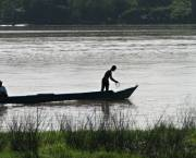 The Bailique community, mainly artisanal fishermen and forest users near the Amazon River, have established the first community protocol in Brazil (Photo: Roberta Ramos)
