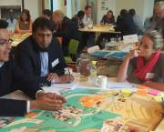 IIED's ASM workshop brought together stakeholders from across the Americas, sub-Saharan Africa and Asia to share their experiences and perspectives (Photo: Teresa Corcoran/IIED)