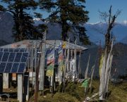Solar panels, such as these in Bhutan, are benefiting millions of energy-poor households (Photo: Richard Furlong, Creative Commons, via Flickr)