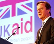 Prime Minister David Cameron has helped the UK provide global leadership on addressing climate change. But he has decided to resign after the European Union referendum vote, and there are fears that the UK will become more insular (Photo: Russell Watkins/DFID, Creative Commons via Flickr)