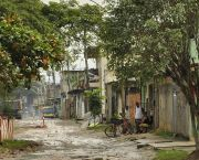 The Bairro Proletário do Dique in Rio de Janeiro was settled in the 1960s. The local infrastructure remains poor (Photo: Mariana Gil/EMBARQ Brasil, Creative Commons via Flickr)