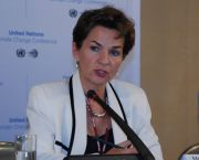 Who will replace the much respected executive secretary of the UNFCCC, Christiana Figueres (Photo: UNFCCC, Creative Commons via Flickr)