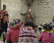 A community workshop. Social learning processes were a key element of a successful 10-year collaboration between the International Potato Centre (CIP) and indigenous communities in the Peruvian Andes (Photo: IIED)
