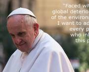 Pope Francis is providing global leadership in the battle to take action on climate change (Photo: Raffaele Esposito, Creative Commons, via Flickr)