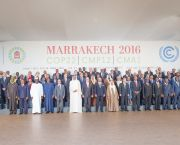 Approximately 80 heads of state and government attended the UN climate change conference in Marrakech in November 2016 (Photo: UNclimatechange, Creative Commons via Flickr)