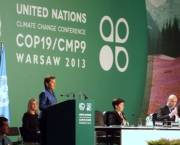 There was an 'atmosphere of suspicion' at the climate change talks in Warsaw in November (Credit: DrabikPany, via Creative Commons http://creativecommons.org/licenses/by/2.0/)