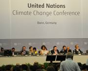 The opening session  of the Ad Hoc Working Group on the Durban Platform for Enhanced Action (ADP) begins in Bonn, Germany, on 31 August, 2015 (Photo: UNclimatechange, Creative Commons, via Flickr)