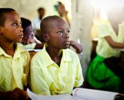 Around 80 per cent of schools in Haiti are privately run, and the good ones too expensive for children from poor areas like Cité Soleil (Photo: Breezy Baldwiin, Creative Commons via Flickr)
