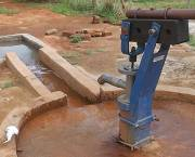 A borehole in Zambia, among the countries to have started thinking about NAPs, is developed for domestic water and irrigation as part of climate change adaptation measures (Photo: Pascal Manyakaidze via Creative Commons http://creativecommons.org/licenses/by/2.0/)
