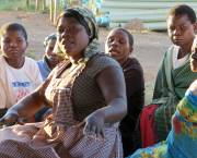 The Zimbabwe Homeless People's Federation secures houses, sanitation and land rights for members. Communication and participation are central to the way it works (Photo: Shack/Slum Dwellers International (SDI), Creative Commons via Flickr)