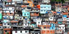 Brazilian favelas, such as this one in Rio De Janeiro, reflect a more passive resistance to urbanisation, involving a heavy legacy of social inequality and conflict (Photo: dany13, Creative Commons, via Flickr)