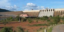 Manantali dam in Mali (Photo: OMVS/SOGEM via Google license)
