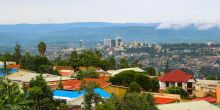 Rwanda has made significant commitments on restoration. Kigali, surrounded by green hills, was a particularly fitting venue for the African Forest Landscape Investment Forum (Photo: atulinda Images, Creative Commons via Flickr)