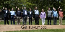 G8 group. Credit: President of the European Council