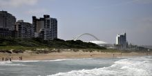 Durban Beach, South Africa (Photo: Darren Glanville, Creative Commons via Flickr)