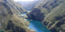 The Nor Yauyos-Cochas Landscape Reserve in the Andean highlands, Peru (Photo: Karen Podvin)