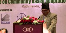 Dr Krishna Chandra Paudel, Ministry of Science, Technology and Environment
