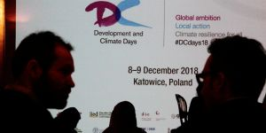 D&C Days 2018: around 350 policymakers, researchers and development practitioners came together for discussions and debates focused on the interface between development and climate change (Photo: Red Cross Red Crescent Climate Centre, Creative Commons via Flickr)