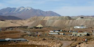 The Collahuasi copper mine in northern Chile is a zero-discharge operation, with much of its water being recycled (Photo: Pablo Necochea, Creative Commons via Flickr)