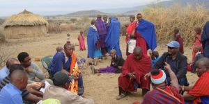Divisional Adaptation Planning Committees (DAPCs) act as community focal points (Photo: Sam Greene/IIED)