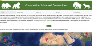 Conservation, Crime and Communities screenshot