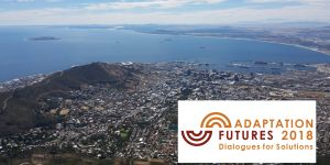Adaptation Futures 2018 in Cape Town  will be the first time this  international climate change adaptation conference is held on the African continent.