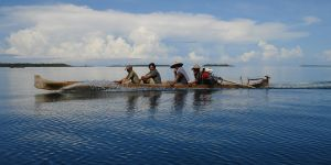 Seaweed farmers in Indonesia (Photo: Hiswaty Hafid/USAid, Creative Commons via Flickr)