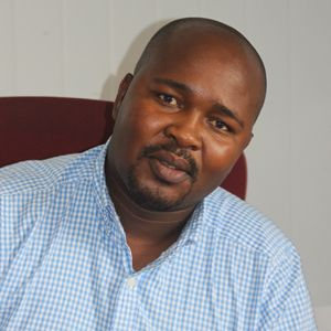 Thato Konstabole, of the Lesotho non-governmental organisation council LCN (Photo: Pascalinah Kabi)