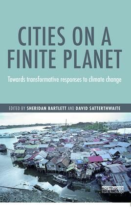 Cover: Cities on a Finite Planet