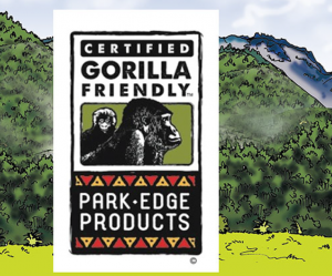 "The International Gorilla Conservation Programme (IGCP) will be rolling out a new ""Gorilla Friendly"" ™ ecolabel"