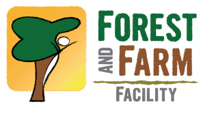 The logo of the Forest and Farm Facility