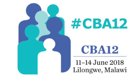 The Twitter chat will use the hashtag #CBA12