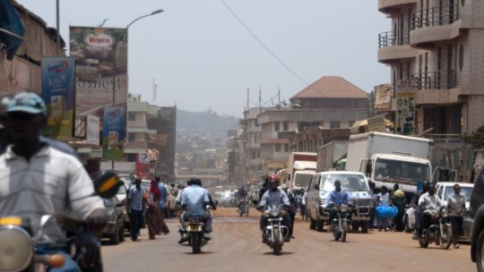 Uganda's capital city Kampala hosts 98,300 officially registered refugees from 25 countries (Photo: Morgan Schmorgan, Creative Commons via Flickr)