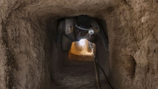 Paul, a gold prospector in Burkina Faso (Photo: Ollivier Girard/CIFOR)