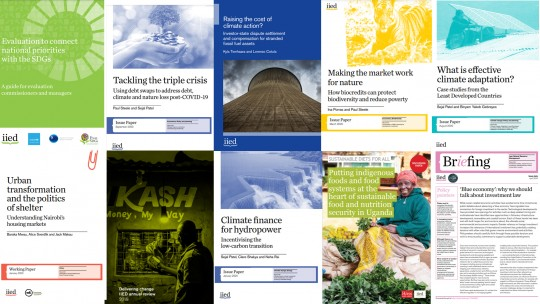 Covers of top publications of 2020.
