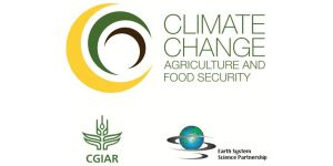 Climate change Agriculture and Food Security (CCAFS), Consultative Group on International Agricultural Research (GGIAR), Earth System Science Partnership (ESSP)