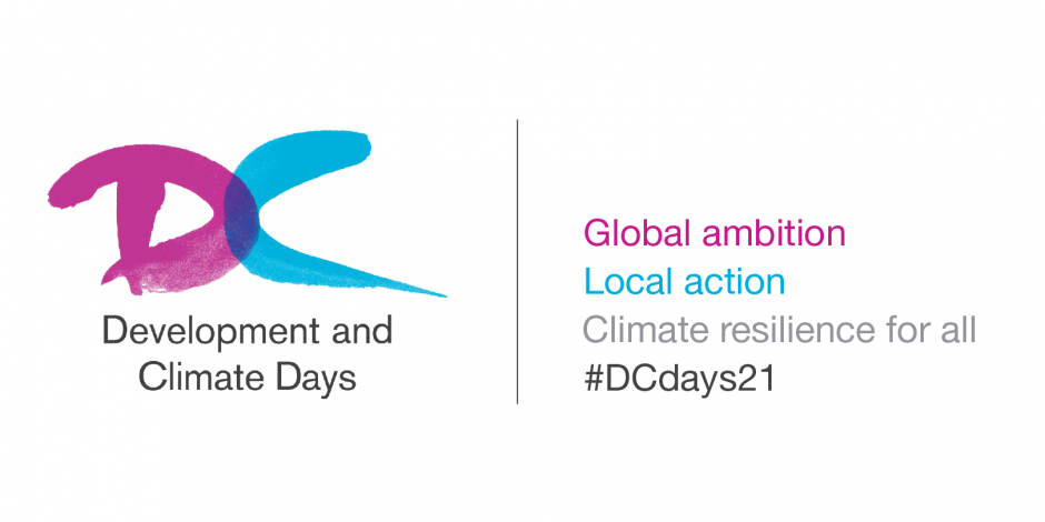 Development and Climate Days 2021 logo